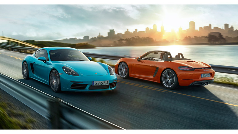 What to expect from upcoming Porsche 718 Cayman and Boxster