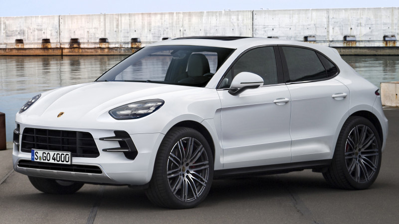 Porsche could be developing a sub-Macan crossover