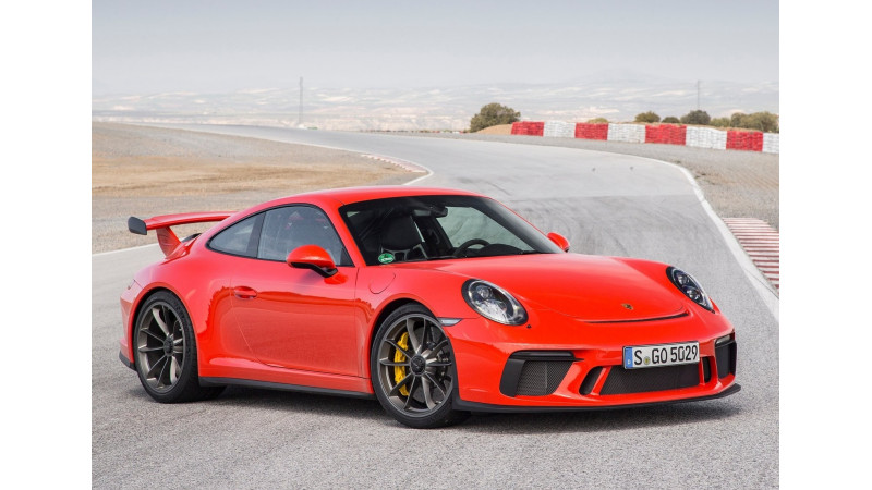 Porsche 911 GT3 now available in India at Rs 2.1 crores; launch on 9 October