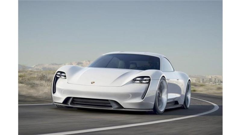 Porsche to introduce Mission E in 2020