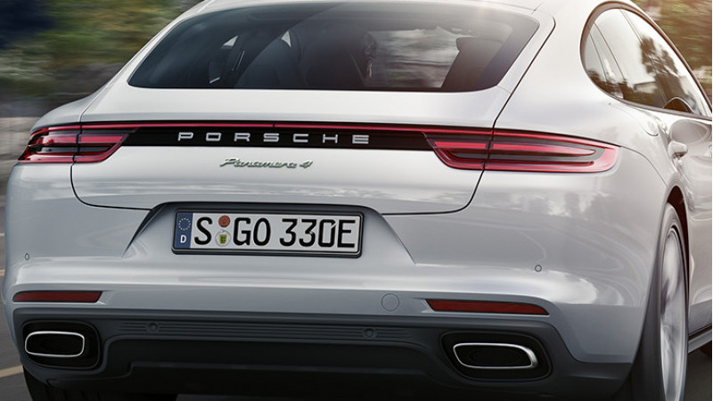 Porsche optimistic about a two-door Panamera coupe