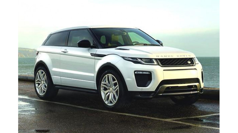 Range Rover Evoque facelift due for launch on 19th November, 2015