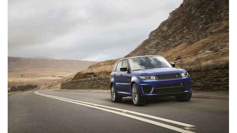 JLR nominated for six awards for World Car Awards