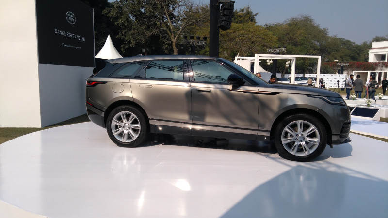 Range Rover Velar variants detailed