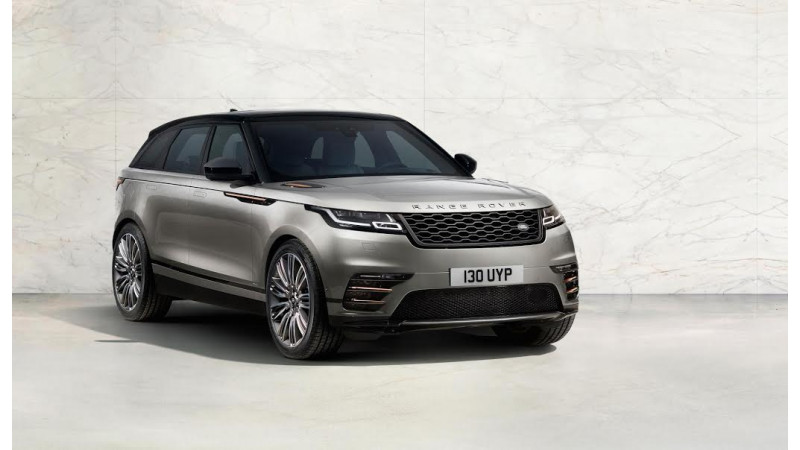 Range Rover launches the new Velar in India at Rs 78.33 lakhs