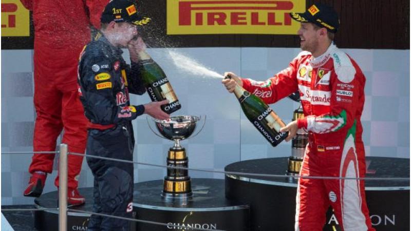 Red Bull debutant Verstappen wins in Spain