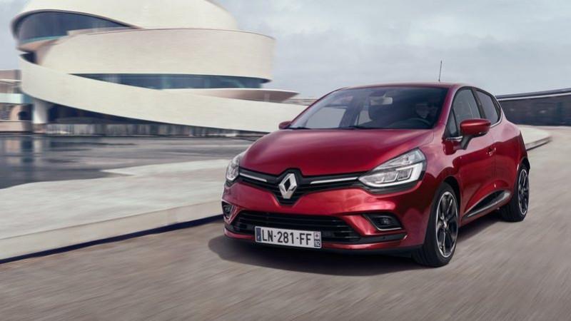 Renault updates the Clio