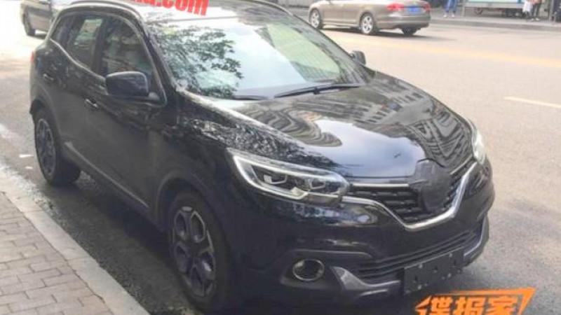 Renault Kadjar to launch in China soon