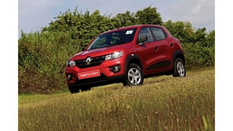 Renault Kwid production increases to reduce long waiting list