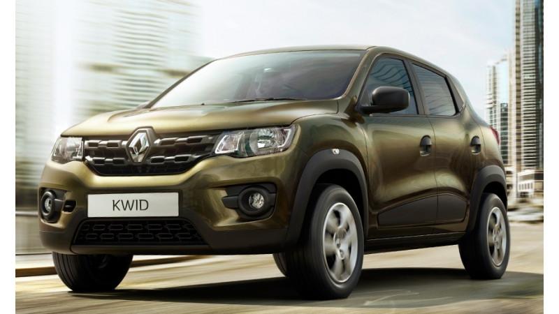 Renault Kwid gets over 85,000 bookings