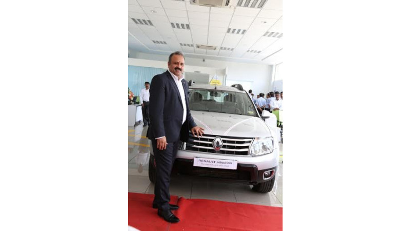 Renault debuts in pre-owned car market