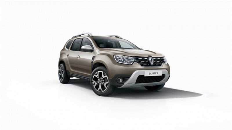 First Look Review: 2018 Renault Duster