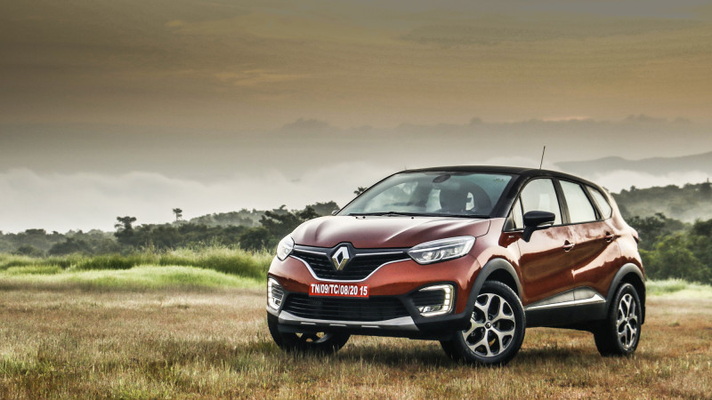 Renault Captur petrol likely to be 1.5-litre unit with CVT