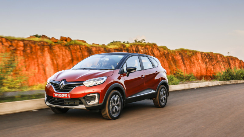 Renault Captur India launch tomorrow