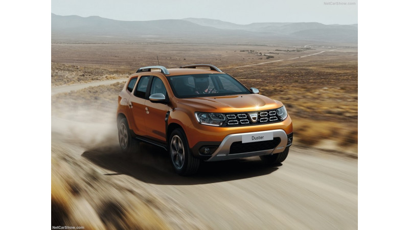 All-new Renault Duster revealed ahead of Frankfurt debut