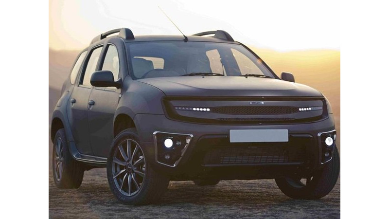 DC Design customises Renault Duster for Rs. 3.49 lakh in India