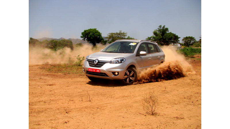 Renault India removes Koleos from its official website