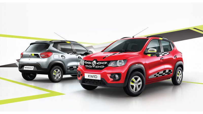 Renault introduces Kwid 2018 Edition