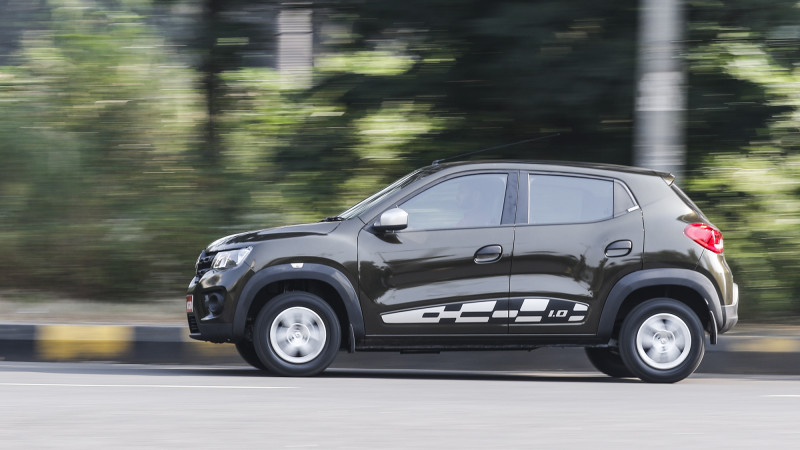 Renault Kwid crosses one lakh sales in India