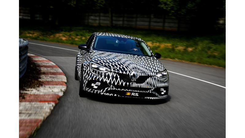 Renault to debut Megane RS at Monaco