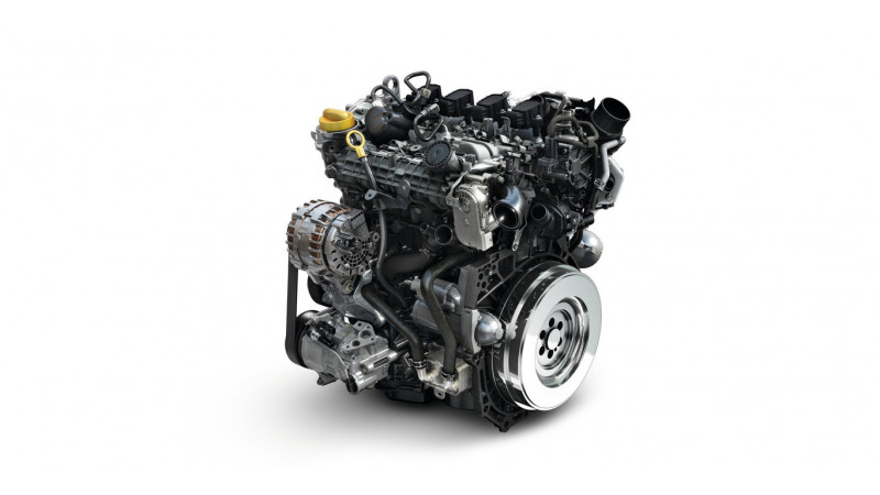 Renault introduces new turbocharged 1.3 litre petrol engine
