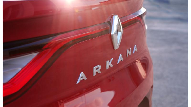 Renault to unveil Arkana crossover tomorrow