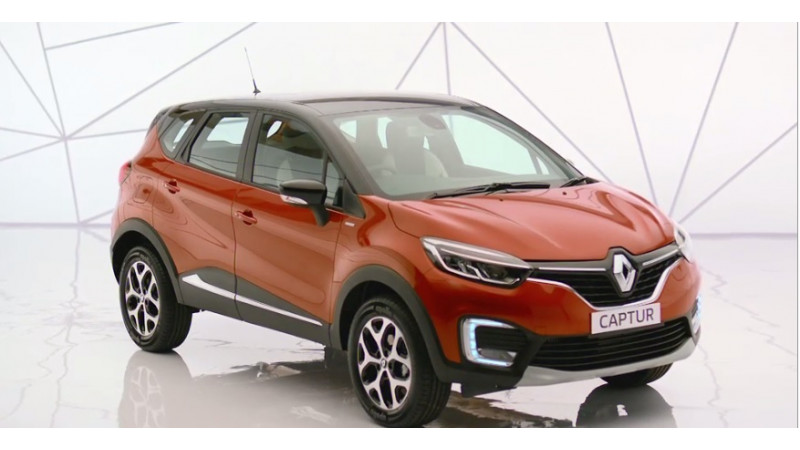 Details of Renault Captur revealed, bookings open