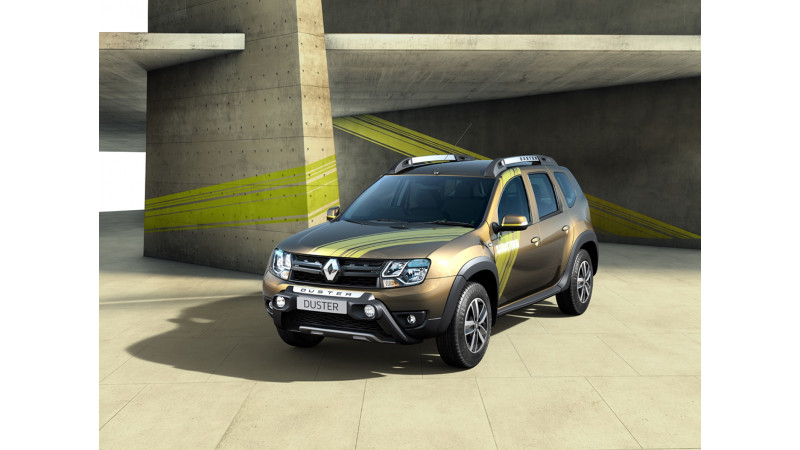 Renault Duster Sandstorm edition launched at Rs 10.90 lakhs