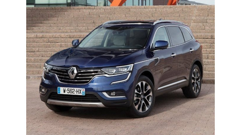 Renault expected to bring back the Koleos early next year