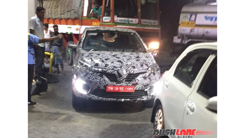 Renault Kaptur interior spied for the first time