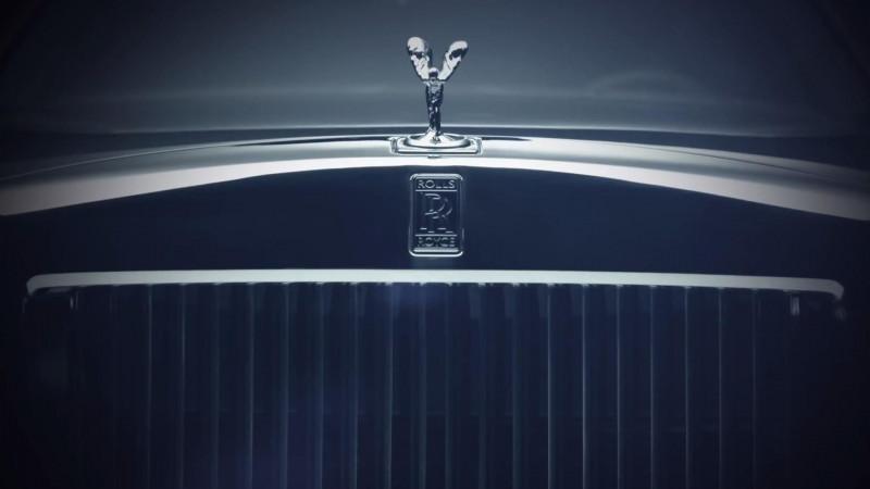 2019 Rolls-Royce Phantom teased