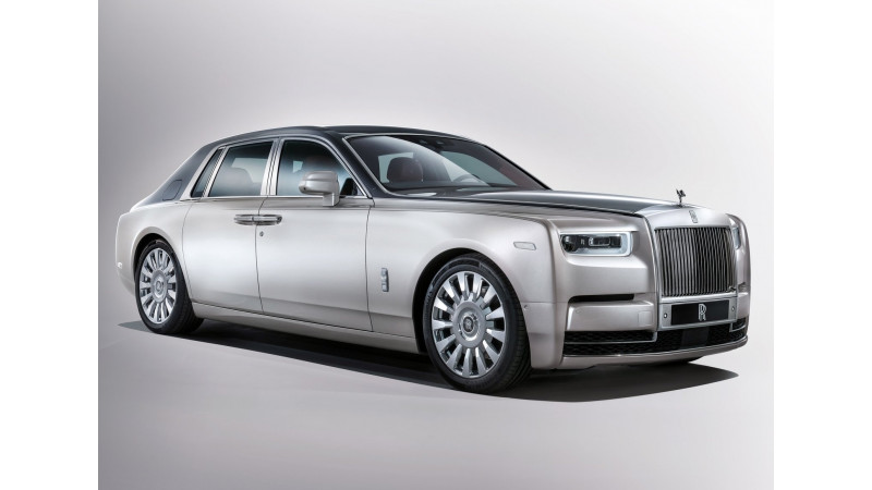 Rolls-Royce reveals eighth generation Phantom
