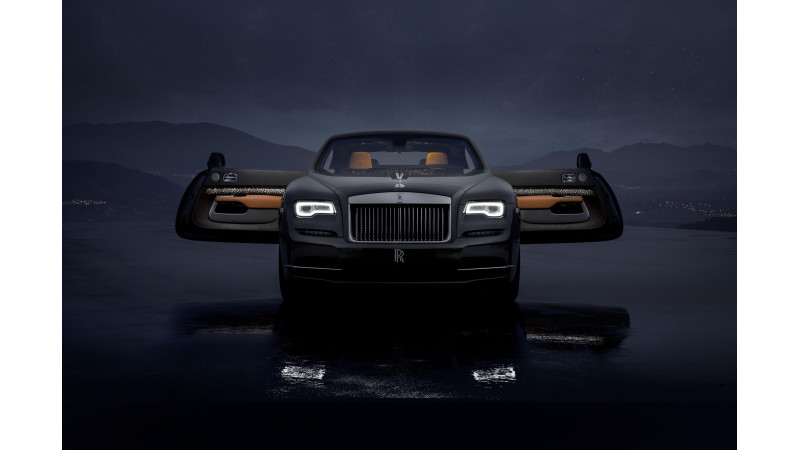 Rolls-Royce 'Wraith Luminary collection' sets new benchmark for bespoke car models