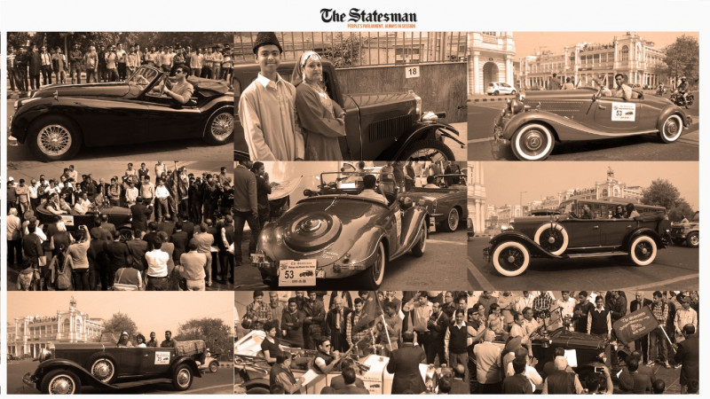 The Statesman Vintage Car Rally to be flagged off on 11 February