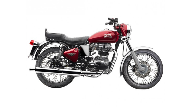Royal Enfield believed to-be working on 500cc Electra