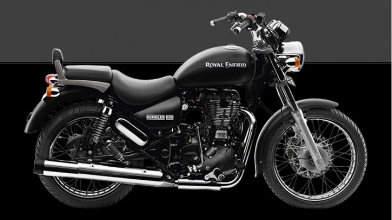 Royal Enfield launches Rumbler 500 in Indonesia