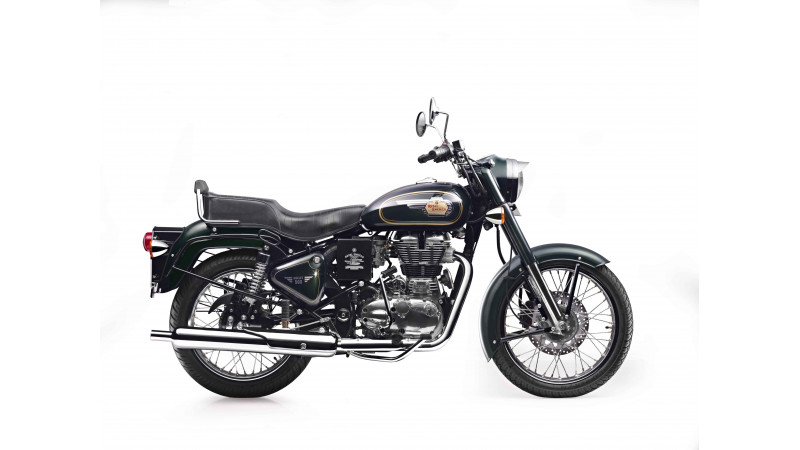 Royal Enfield launches Bullet 500 at Rs. 1.54 lakh, on road Delhi