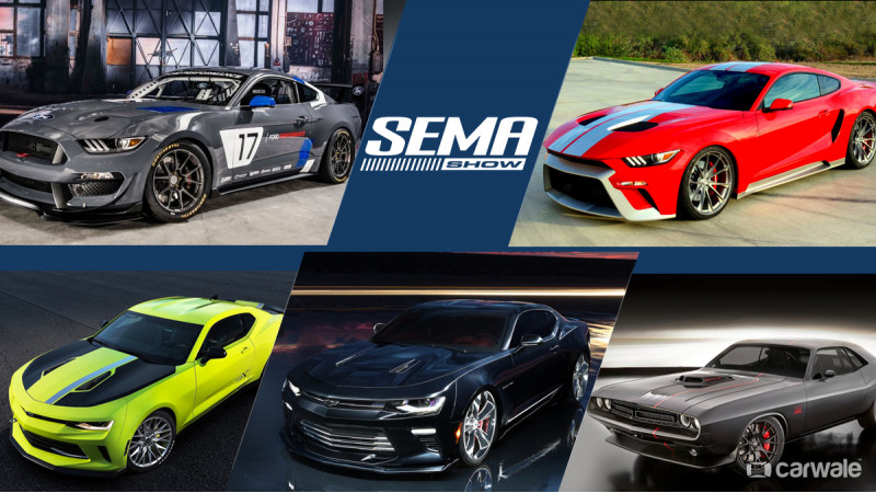 2016 SEMA Show: Top 5 Muscle Cars
