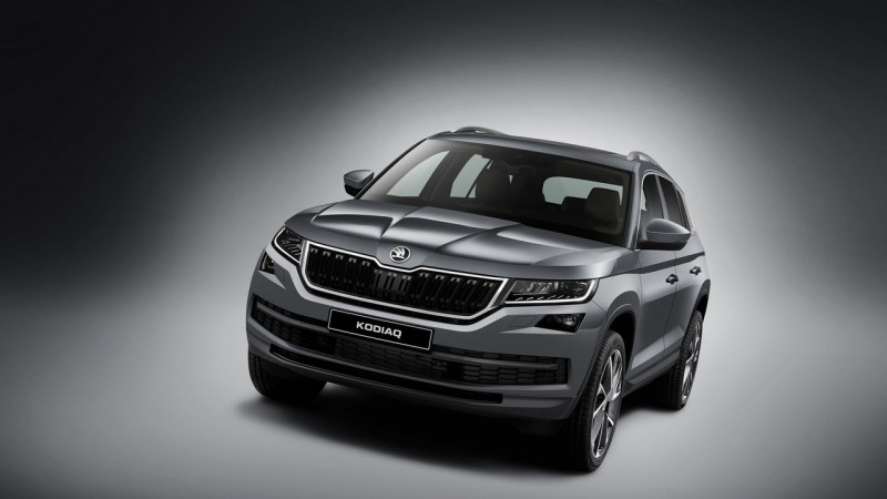 Skoda Kodiaq production begins in Czech Republic