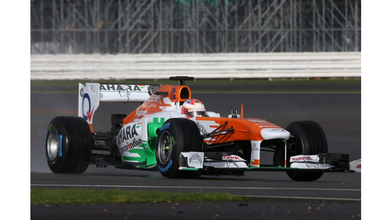 Force India to be rebranded as Aston Martin Racing next year