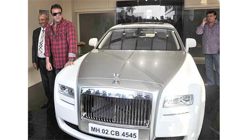 Sanjay Dutt and his love for high-end cars