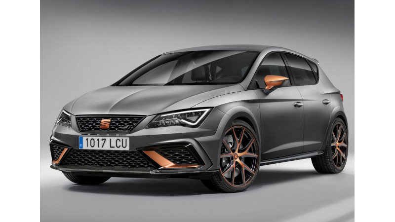 Seat reveals the Leon Cupra R with 306 bhp