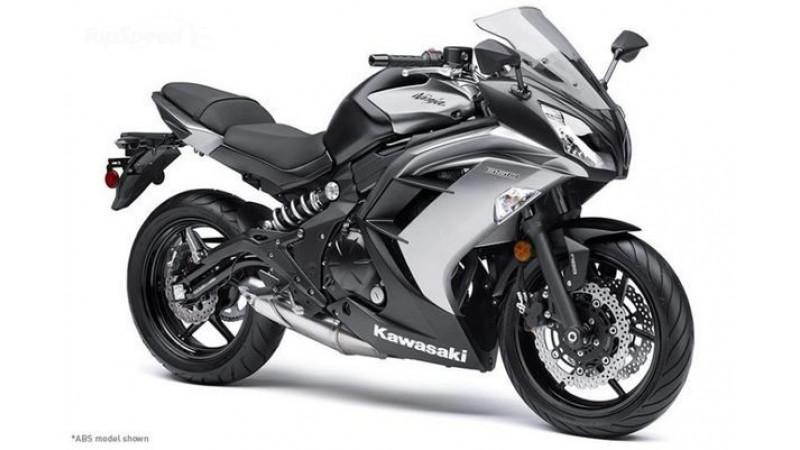 Kawasaki Launches New Colours For Ninja 650 And Er 6n Kawasaki Bike