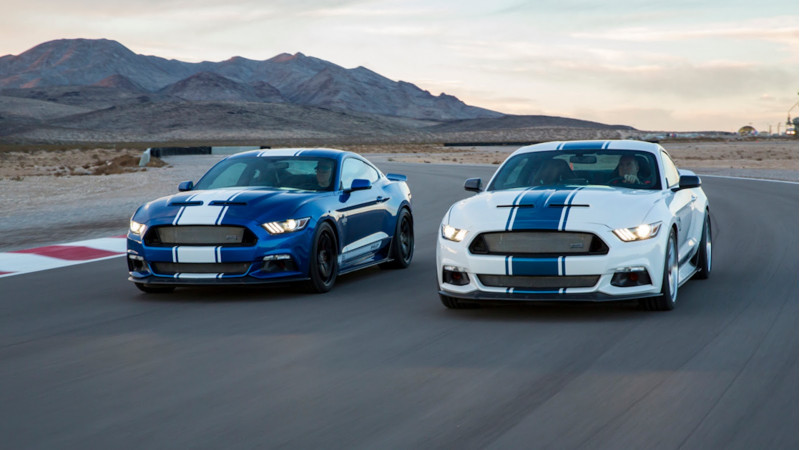 Shelby Super Snake celebrates 50th anniversary with special model