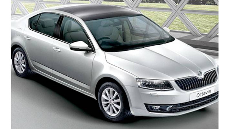 Skoda Octavia to receive facelift in 2017