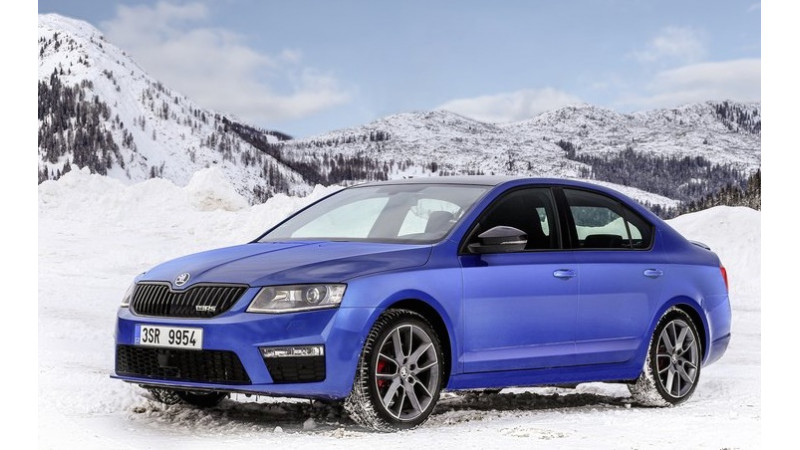 Skoda Octavia 4x4 to be revealed in Geneva