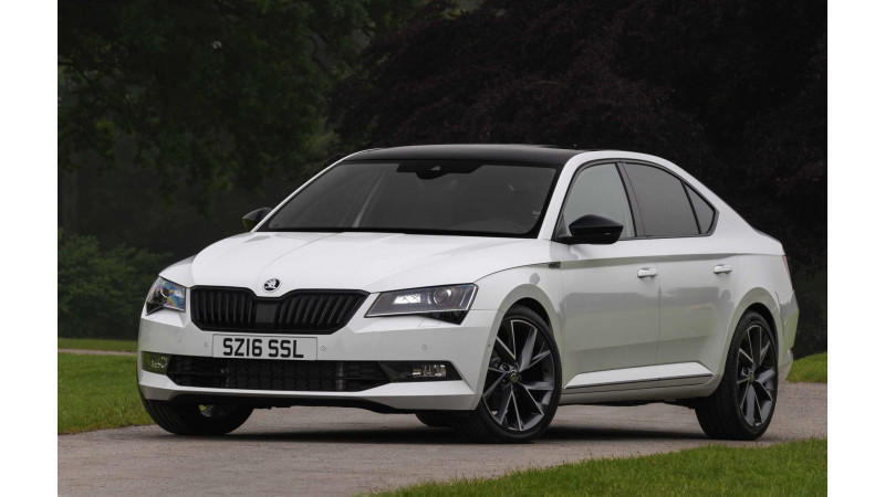 European spec Skoda Superb gets updates feature list