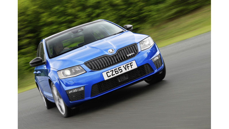 Skoda UK launches all-wheel drive version of the Octavia vRS