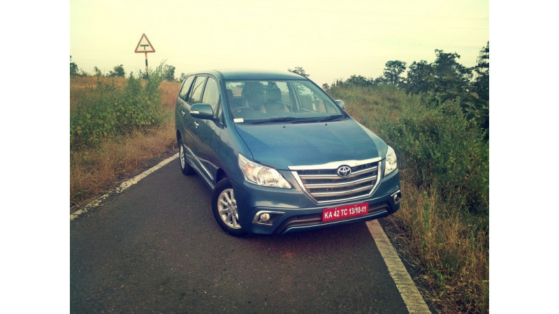 Toyota dealers run out of Innova ZX and VX stocks
