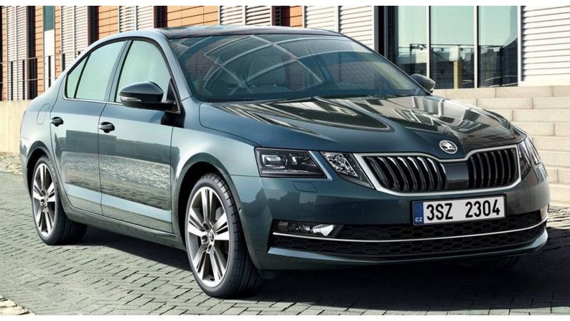Bookings start for 2017 Skoda Octavia